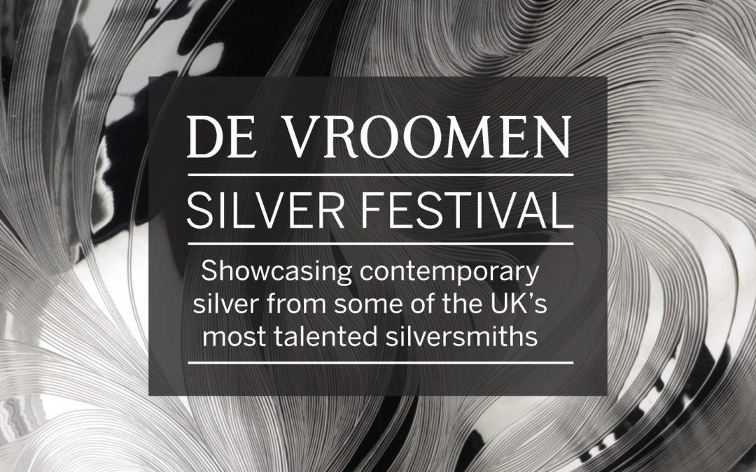 Exhibition: De Vroomen Silver Festival